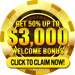 50% Welcome Bonus! Claim Now!
